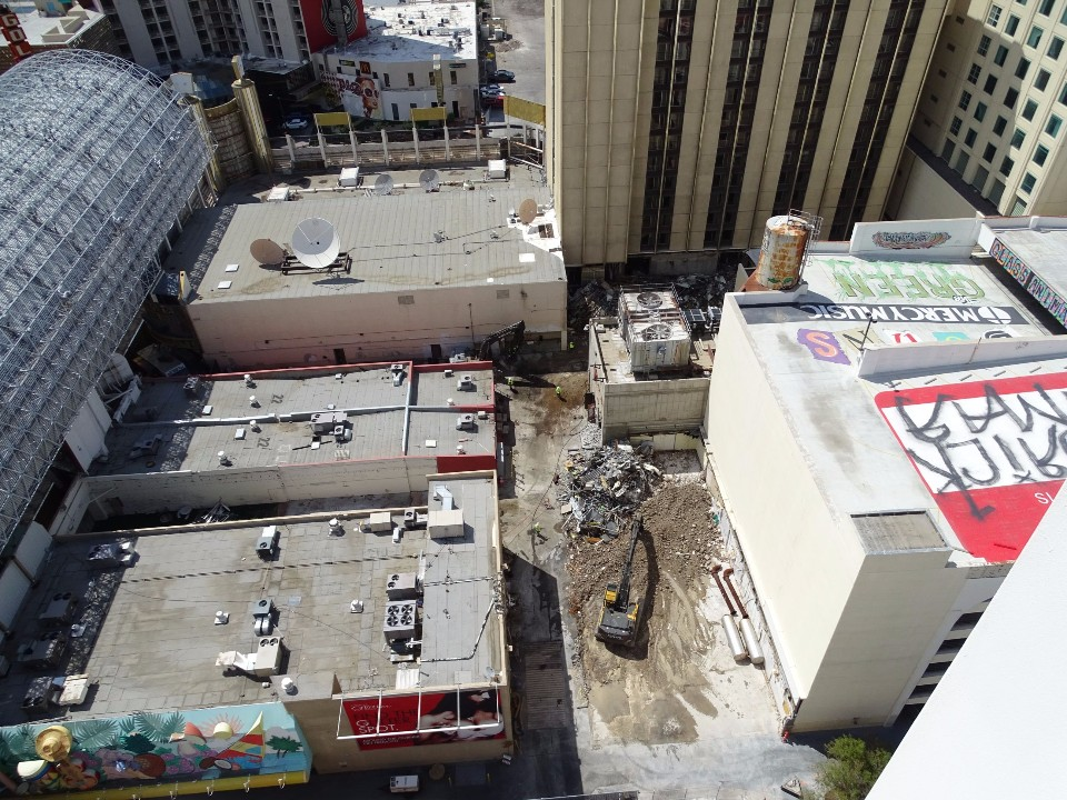 "Looking Down on Fremont's ""Ground Zero"""