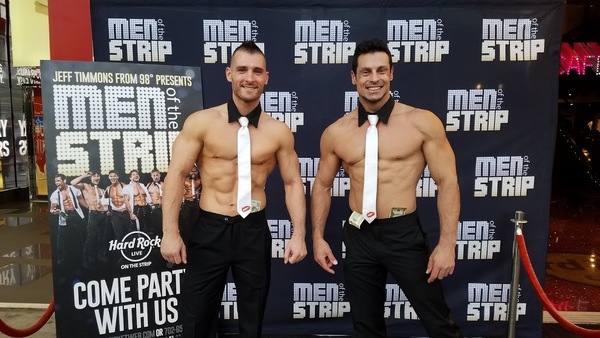 Men Of The Strip Premiere