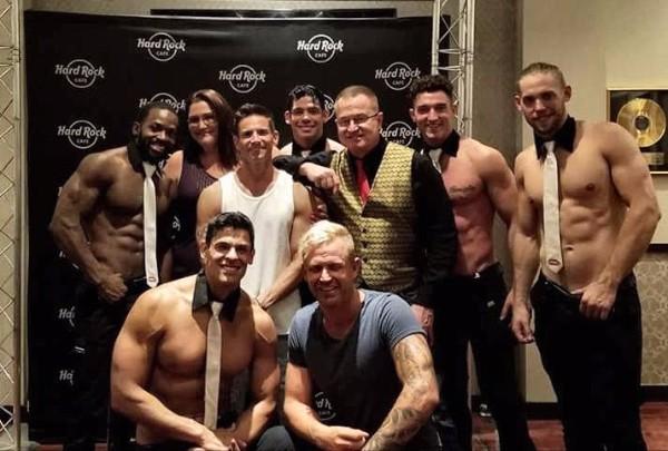 Men Of The Strip Premiere