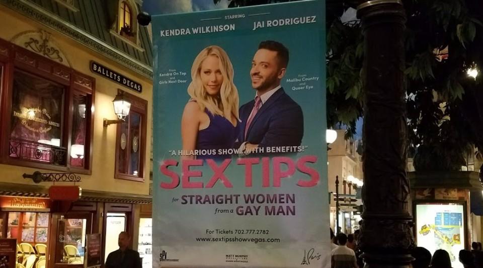 """SEX TIPS Brings """"Queer Eye"""" Humor ToLife"""