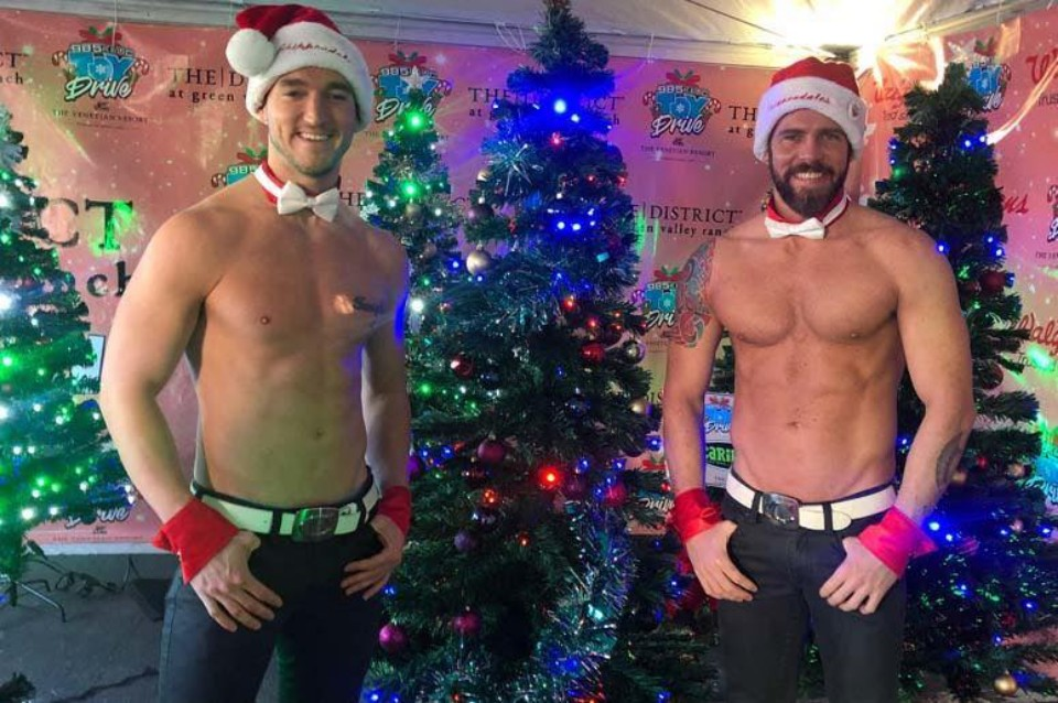Chippendales: Shirtless Angels of Charity