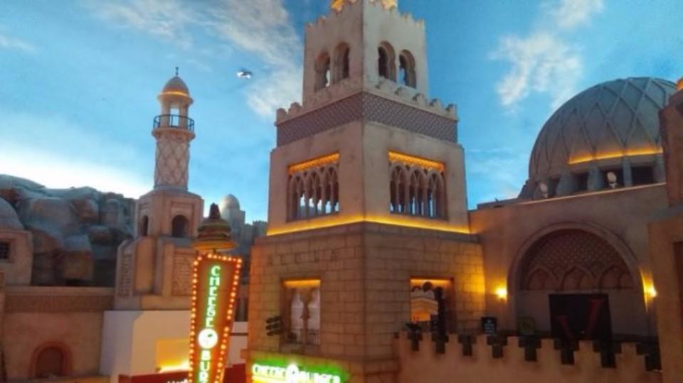 Hidden Vegas: Aladdin's Desert PassageShops