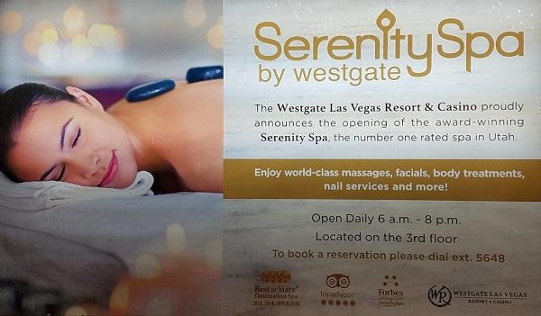 Serenity Spa Westgate