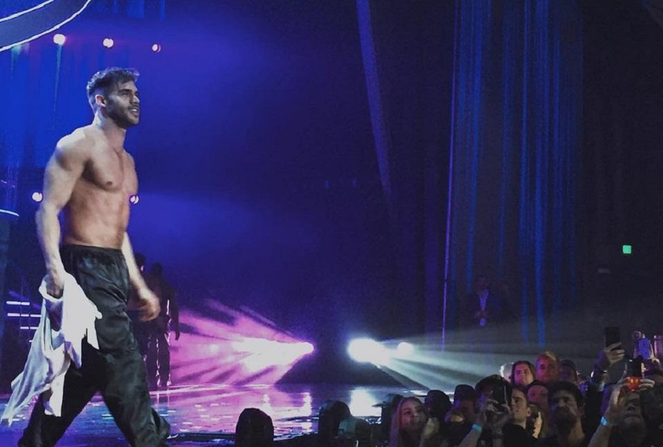 Future Superstars: Singer Willie Gomez Emerges From Britney'sShadow