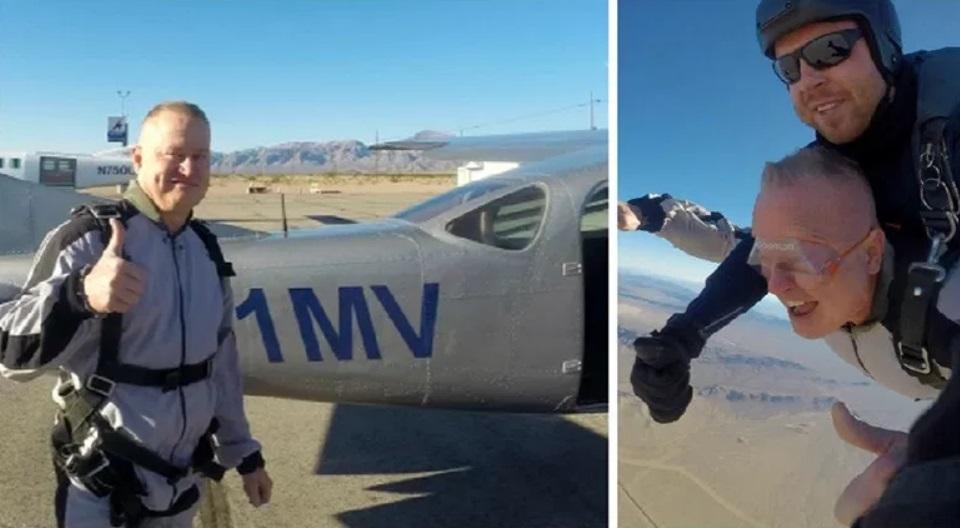 Sin City Skydiving – The Ultimate VegasHigh