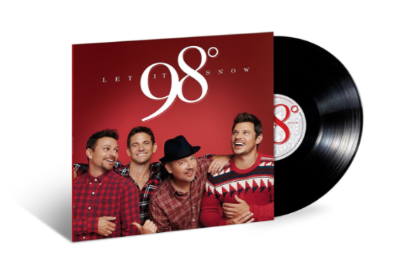 98 Degrees Christmas