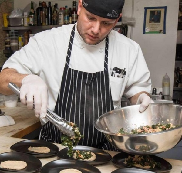 Westgate Chef Michael McNeilly