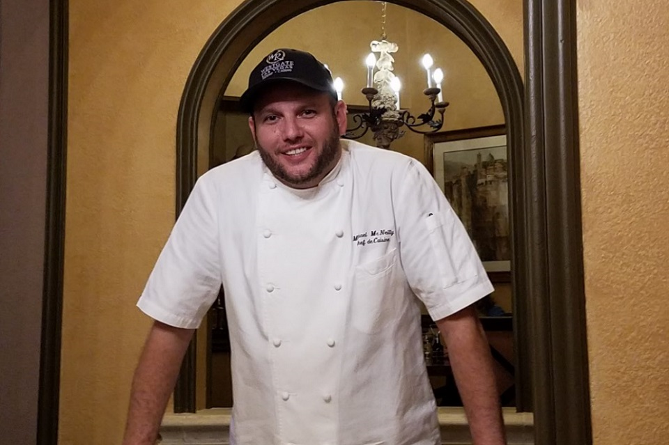 Westgate's Culinary Superstars: Chef Michael McNeilly of Fresco Italiano