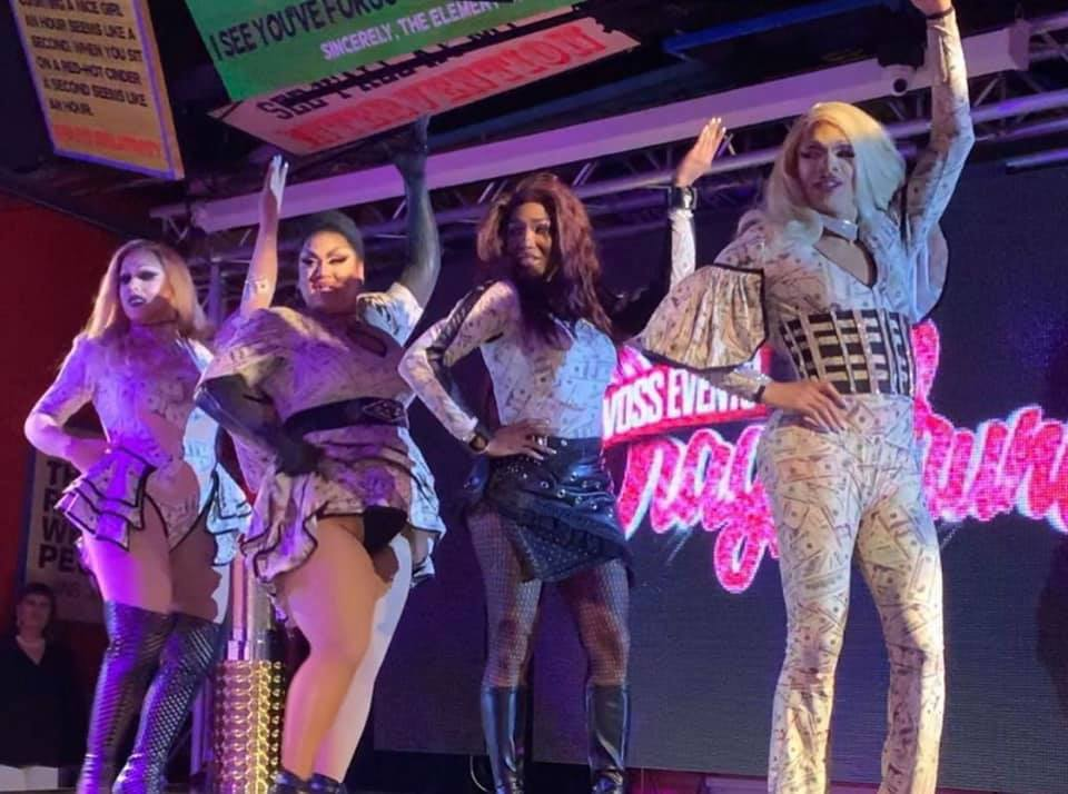 """Drag Brunch"" at Treasure Island is a Bold, Giddy Blast"