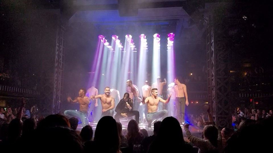 Magic Mike Live Is D.O.A.