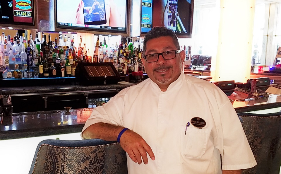 Culinary Superstars: Master Mixologist Eddie Perales