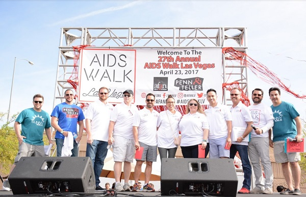Aids Walk Las Vegas