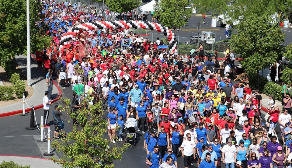 Lace Your Shoes for the 28th Las Vegas AIDS Walk