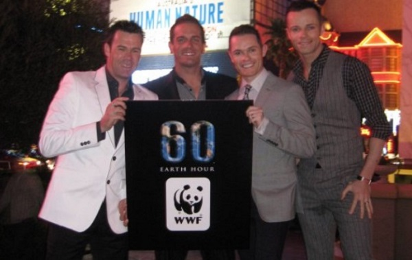 Earth Hour Las Vegas 2018