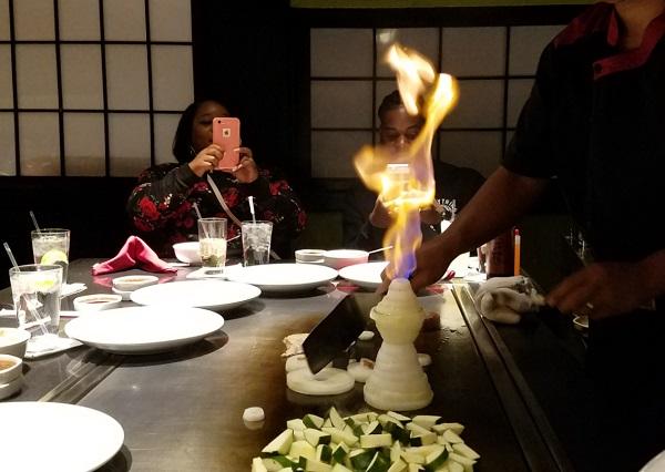 Chef Masato Shiga Westgate