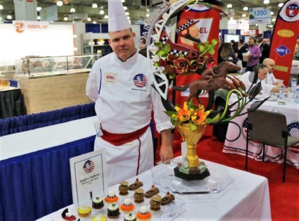 Pastry Chef Stephen Sullivan