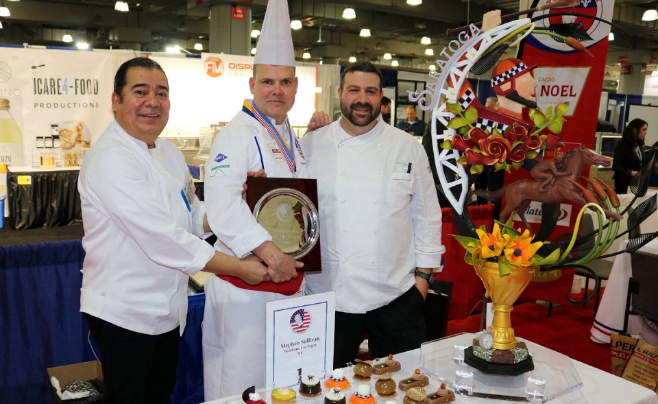 Vegas Pastry Chef Earns Top Nationwide Honor InNYC