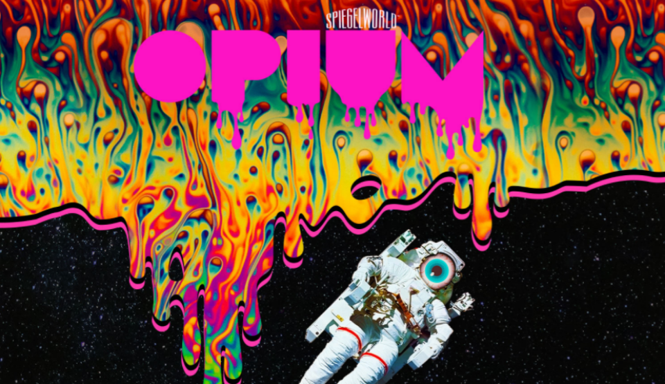 Spiegelworld's OPIUM is a Space Voyage from Uranus (sorry) to yourHeart