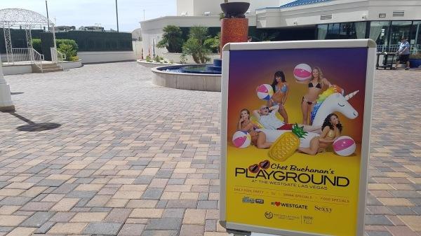 Playground Westgate Pool Eddie Perales