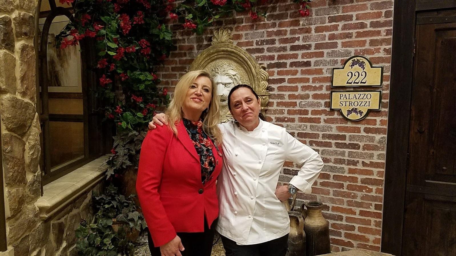 Chef Paola Bugli Fresco Italiano