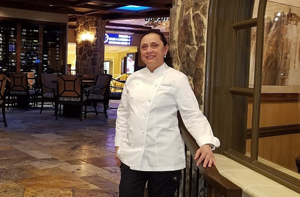Westgate's Culinary Superstars – Chef Paola Bugli