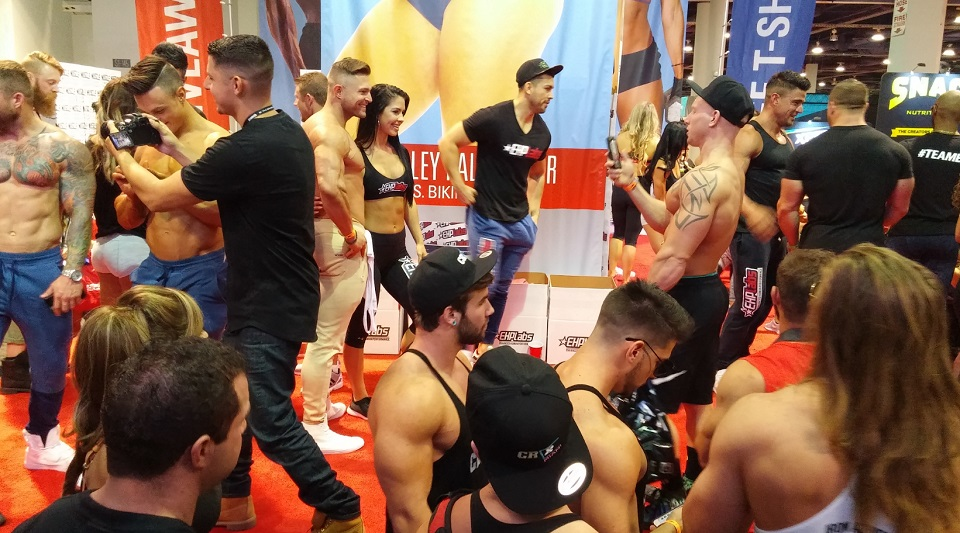 Mr. Olympia Fitness Expo Will Leave You Breathless