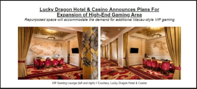 Lucky Dragon Hotel Vegas