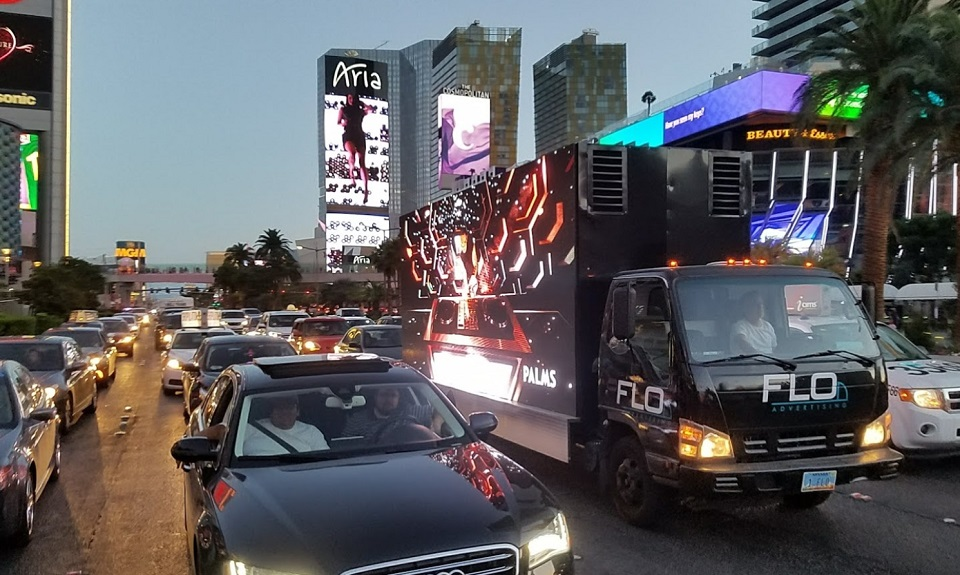 FLO Advertising Palms Casino