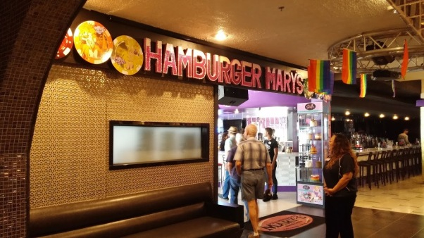 Hamburger Mary's Las Vegas