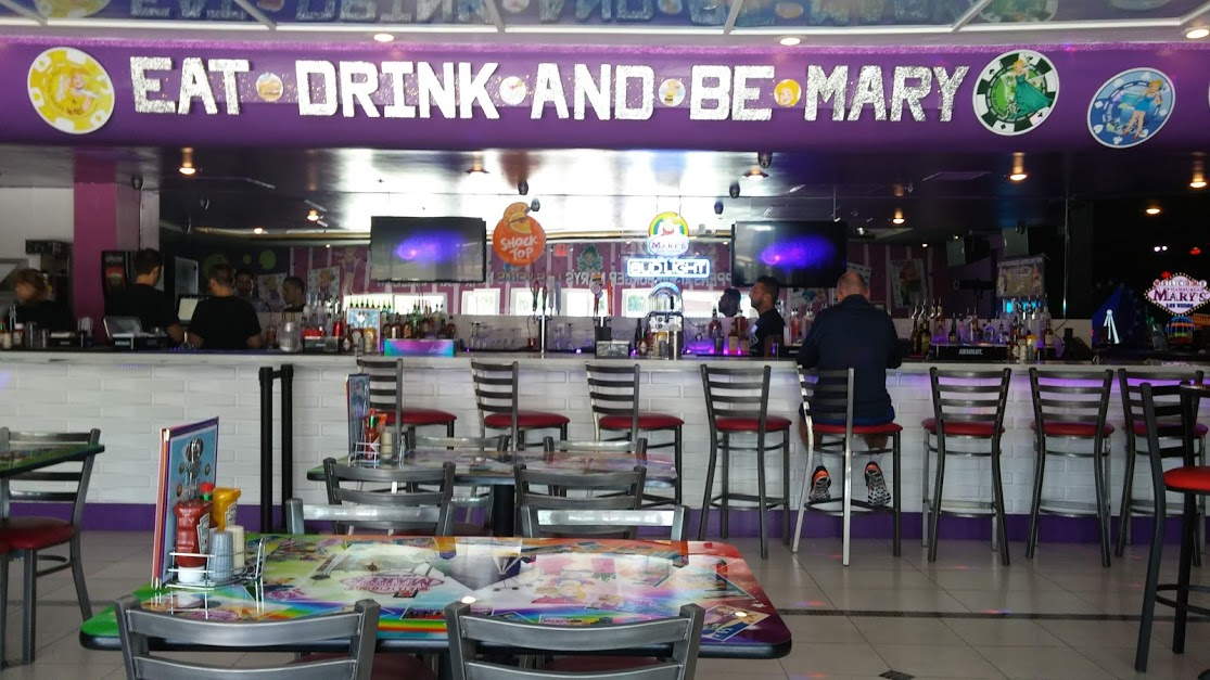 With everything that I saw today, Hamburger Mary's Las Vegas should be a big hit with the local community. It remains to be seen if the lucrative tourist trade can be made aware of its existence, but plans are in the works to draw fun-seekers from the Strip as well.
