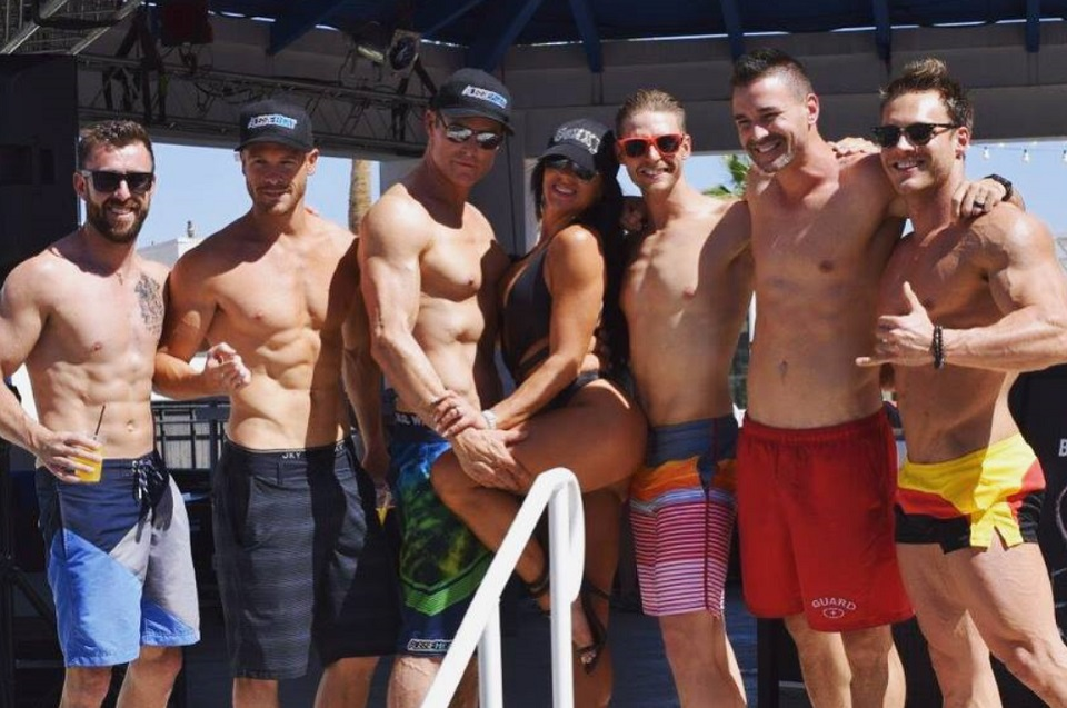 Hot Guys of Vegas – International Edition