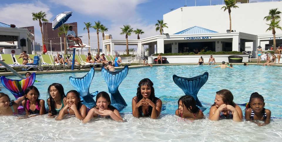 Find Your Inner Ariel at MERMAID SCHOOL