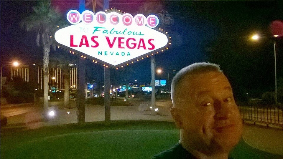 Look Out, Vegas…Here ICome!