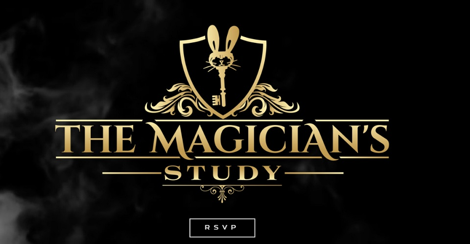 "Your Invitation to ""The Magician's Study"""