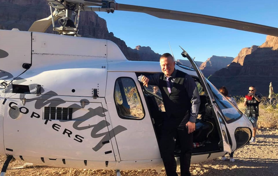 Serenity Helicopters: the Ultimate Grand Canyon Experience