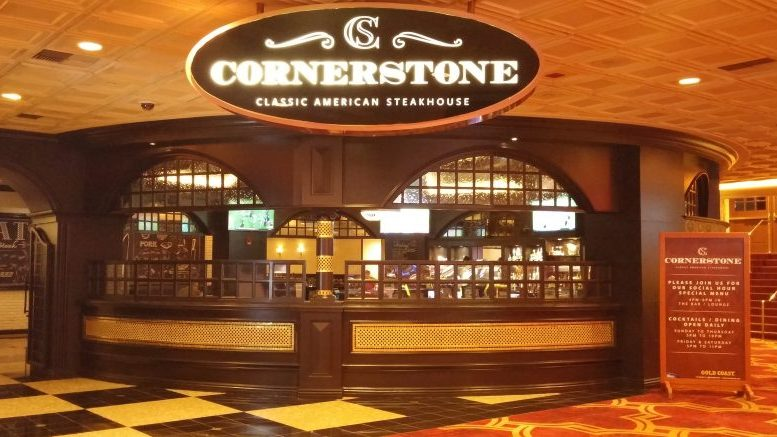 Cornerstone Steakhouse: Strip-quality Dining At Gold Coast