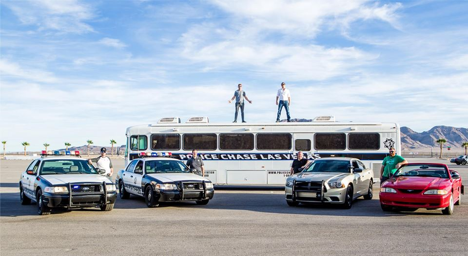 Break The Rules (and the Speed Limit) at Police ChaseLV