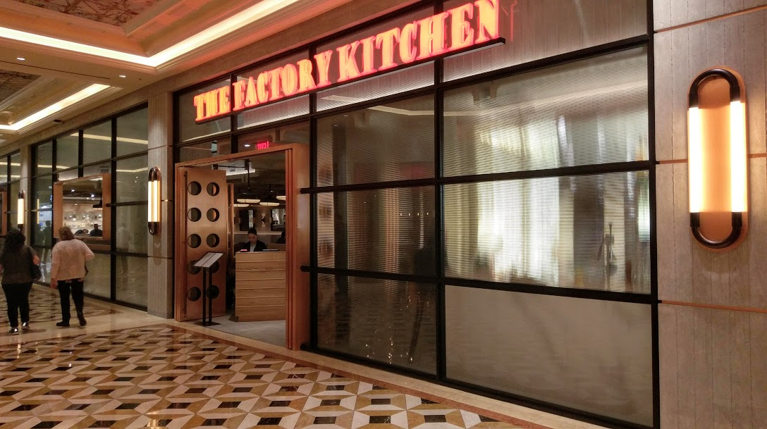 Factory Kitchen Will Drive Your Taste Buds IntoOvertime
