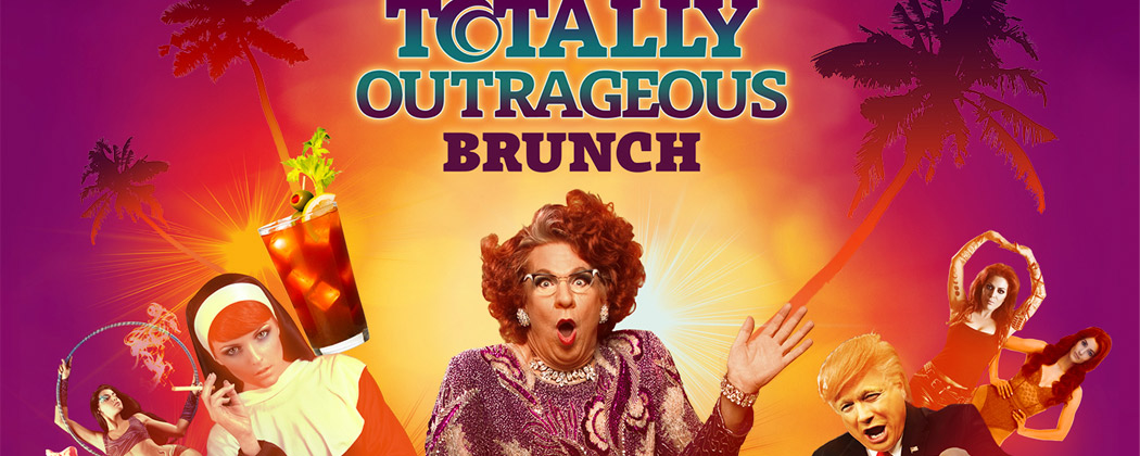 'ESTER GOLDBERG'S TOTALLY OUTRAGEOUS BRUNCH' COMES TO THE VEGASSTRIP