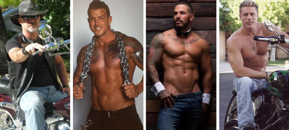 Hot Guys of Vegas: Tough Men and BadBoys