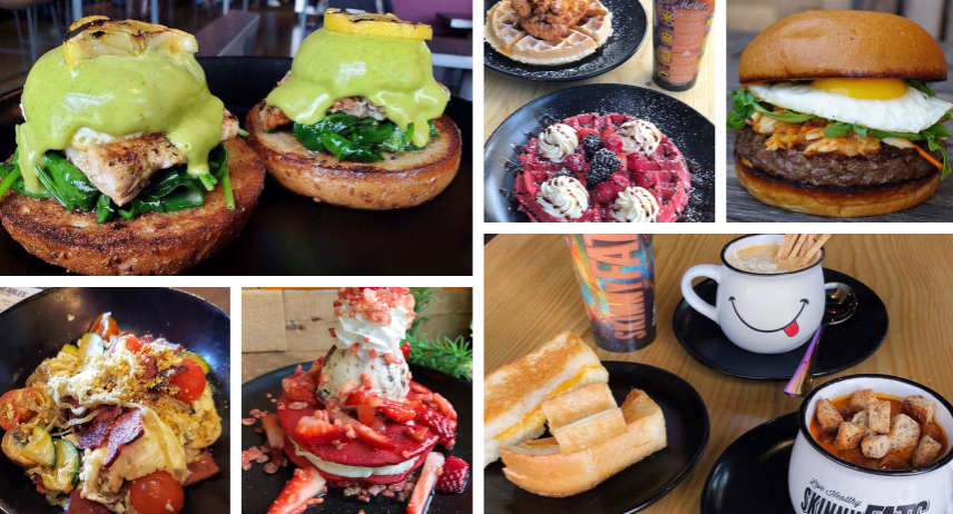 SkinnyFATS – Fun, Hip and Healthy Dining