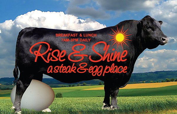 """Rise and Shine"" Brings the Sun To Your Table"