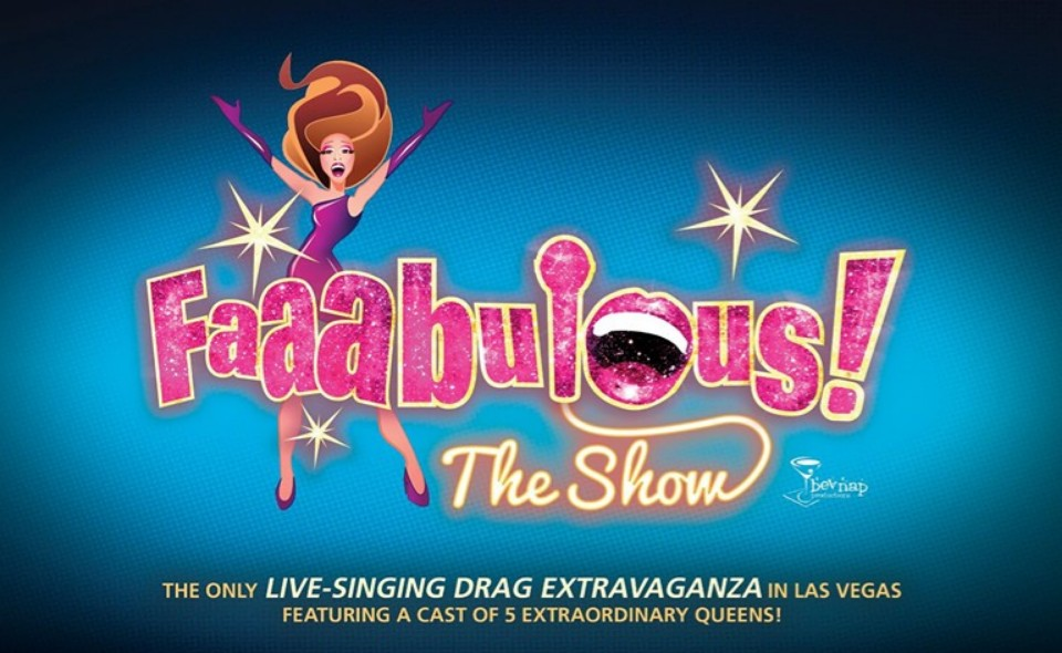 Drag and Drop the Mic for 'FAAABULOUS! The Show' – VEGAS