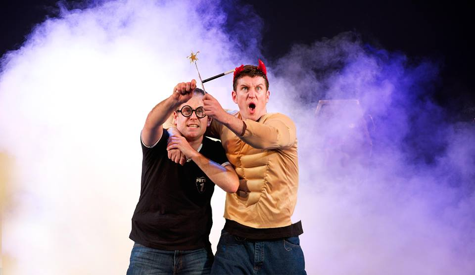 'Potted Potter' Casts a Laughing Spell on Vegas