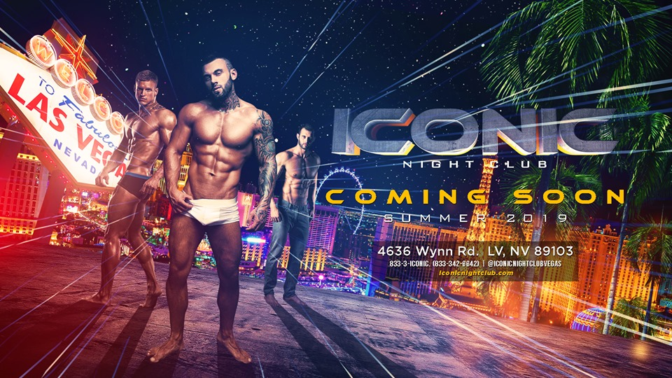 ICONIC Rips Off The Roof (and lots of shirts) ThisWeekend