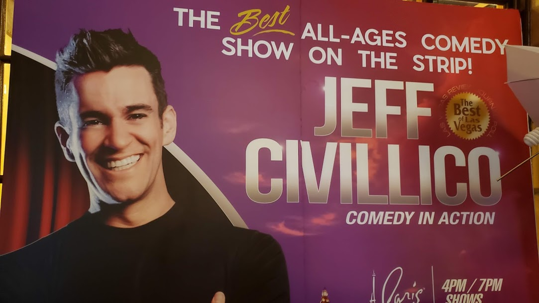 Jeff Civillico – Physical Comedy At Its Best