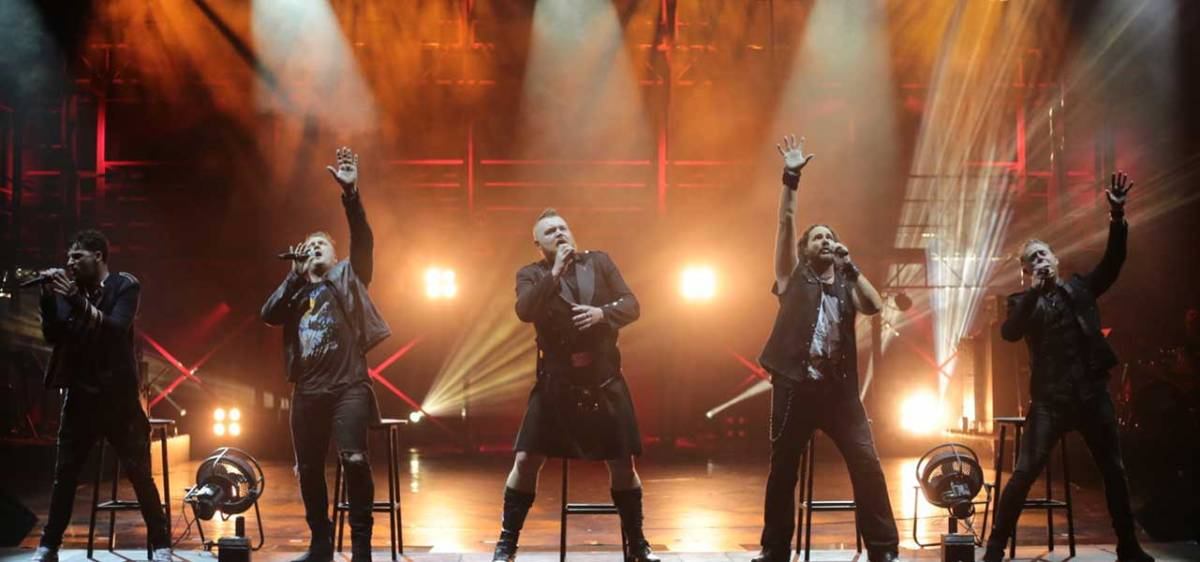 5 Reasons to Party with 'Tenors of Rock'