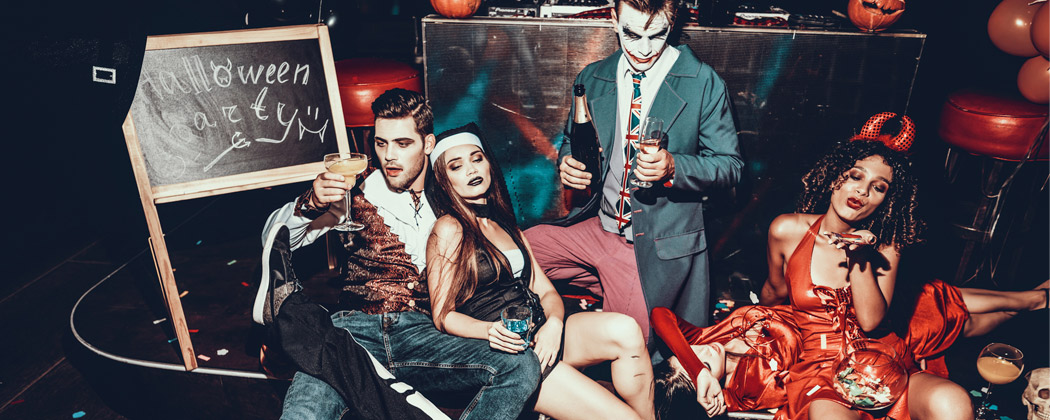 ULTIMATE GUIDE TO HALLOWEEN PARTIES AND EVENTS IN SIN CITY