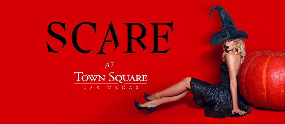 'Scare at Town Square' is Halloween Fun With A Twist