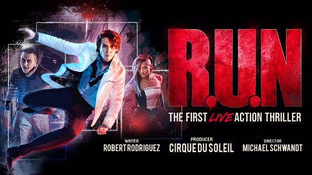 Everything You Need to Know About 'R.U.N by Cirque du Soleil'